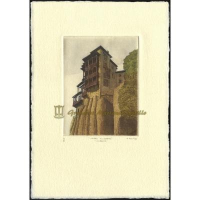 Casas colgadas (Museo de Arte Abstracto)