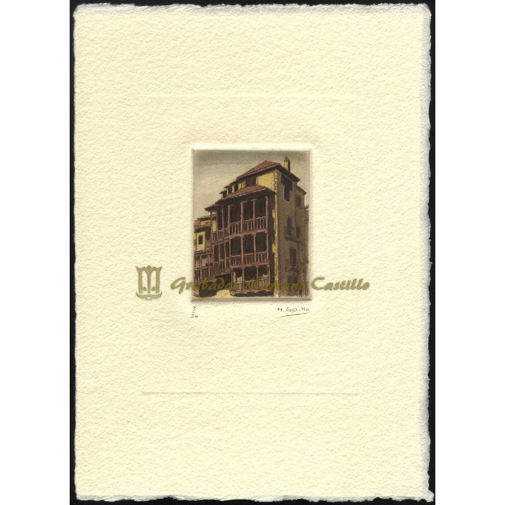 Casas colgantes (Fundación Juan March)