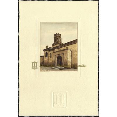Catedral de Santa María del Romeral de Monzón