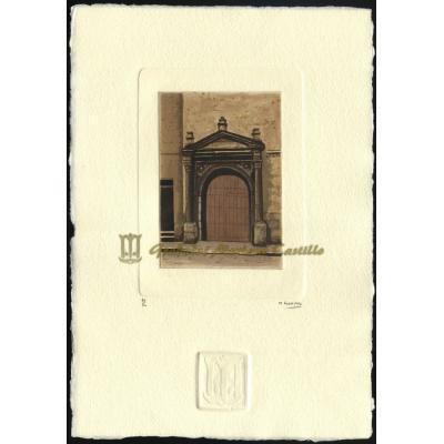 Puerta de Monzón