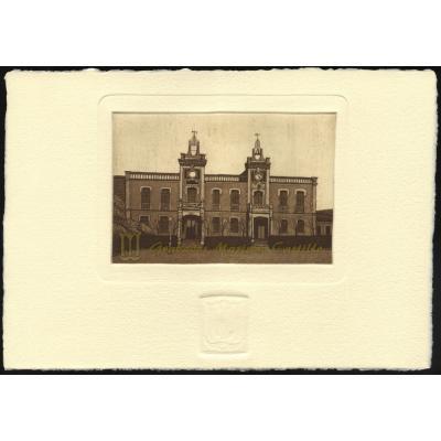 Ayuntamiento de Santa Uxia de Riveira