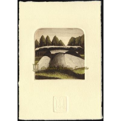 Dolmen neolítico de Axeitos, La Barbanza