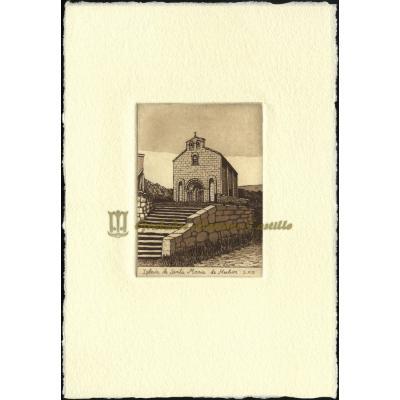 Ermita Santa María de Herbón de Padrón