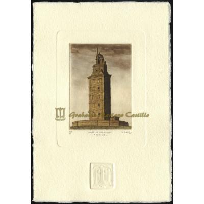 Torre faro de Hércules