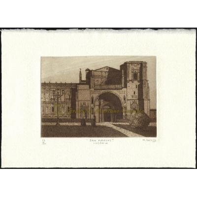 Convento de San Marcos - Ciudad de León -