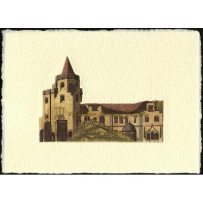 Palácio dos Condes de Castro Guimarães, Cascais