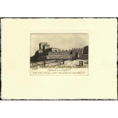 Puerta de Santo Domingo y Churruchaos, Siglo XV