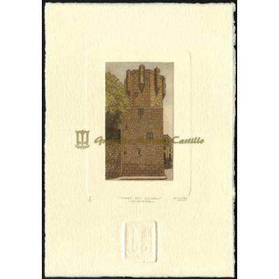 Torre del Clavero, casa señorial