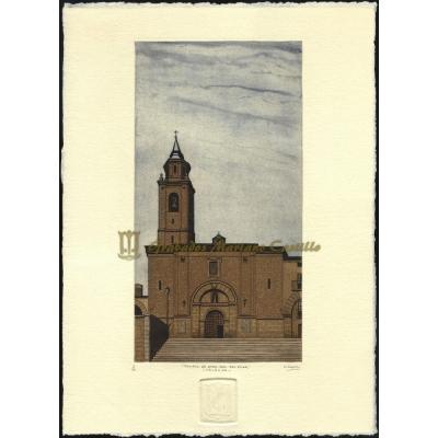 Templo de Nuestra Señora del Pilar - (Calanda)