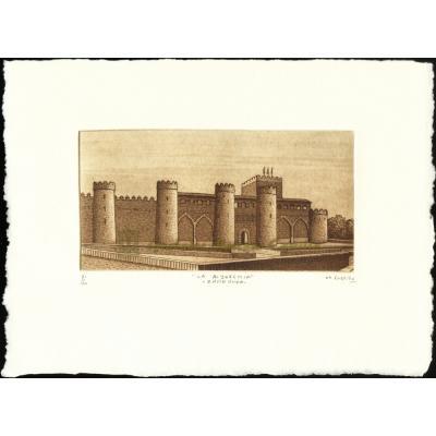 Castillo de la Aljafería