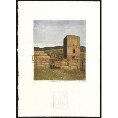 Castillo de Luesia