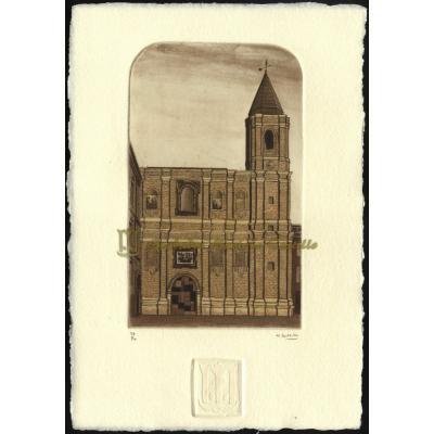 Convento de San Agustín, museo de Historias de Zaragoza