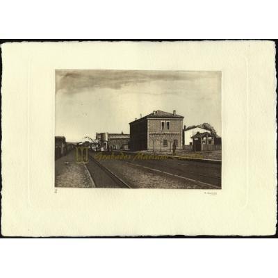 Estación de ferrocarril de Ejea de los Caballeros