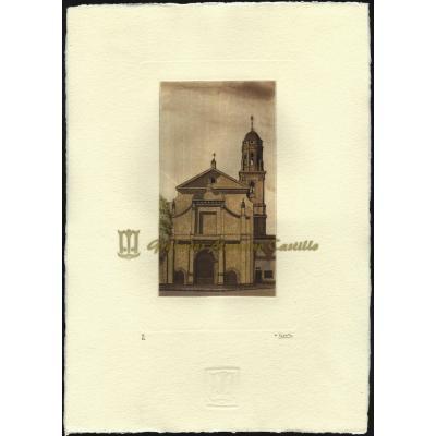 Iglesia de la Inmaculada de la Concepción, La Cartuja Baja