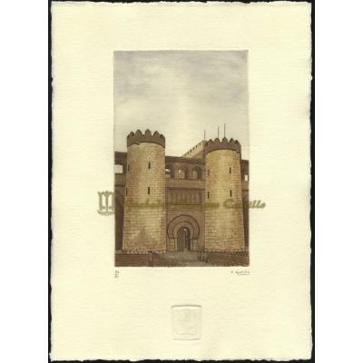 Palacio de la Aljafería (Cortes de Aragón)