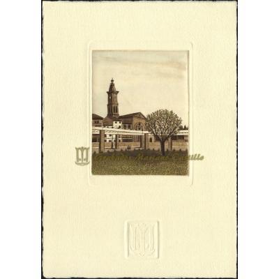 Plaza de España, Pina de Ebro