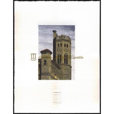 Torre de San Pedro Apóstol (Alagón)