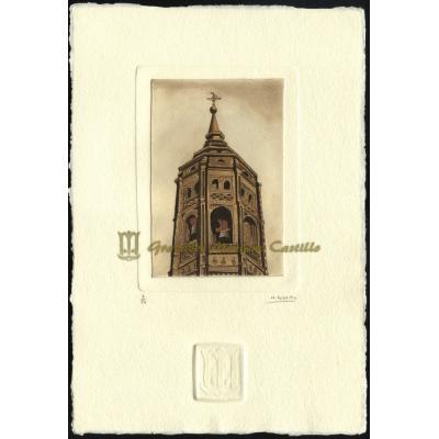 Torre de la Iglesia de San Andrés, Calatayud