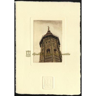 Torre mudéjar de Santa María, Calatayud