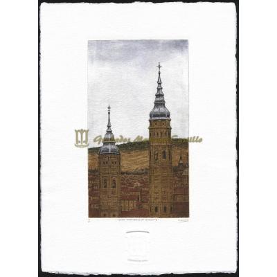 Torres mudejares de Calatayud