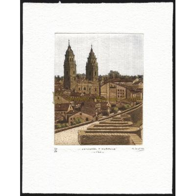 Catedral y muralla