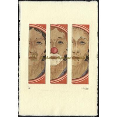 El hombre de las tres caras