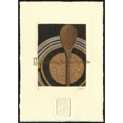 Plato de cuchara