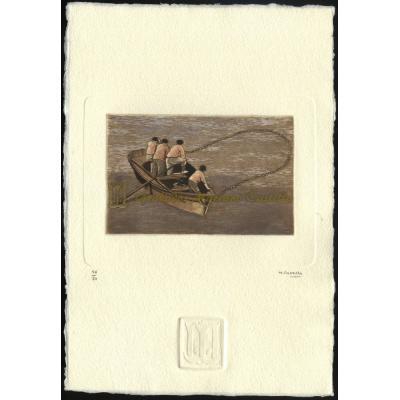 Arte de pesca