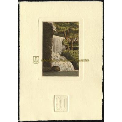 Cascada del rio Piedra