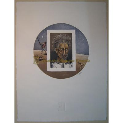 El hidalgo Don Quijote de la Mancha