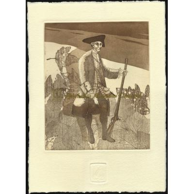 De caza con Carlos III